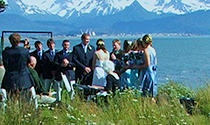 Alaskan Wedding